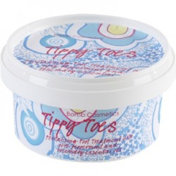 Tippy Toes Lotion Revitalisante Soin des Pieds 210ml