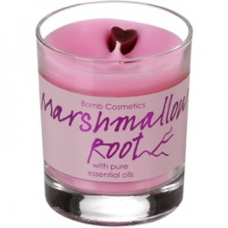 Marshmallow Root Bougie en Verre