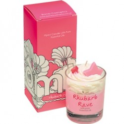 Rhubarb Rave Crème Fouettée