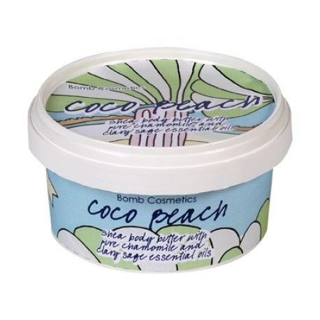 Coco Beach Beurre de corps 210ml