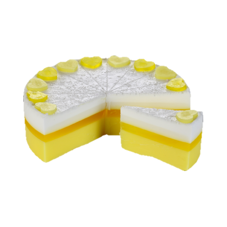 Savon Cake Lemon Meringue Delight