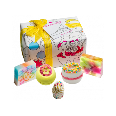 Colour Me Happy coffret Cadeau