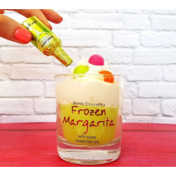 "Frozen Margarita Bougie ""Crème Fouettée"""