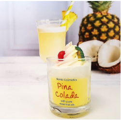 "Pina Colada Bougie ""Crème Fouettée"""