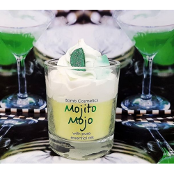 "Mojito Mojo Bougie ""Crème Fouettée"""
